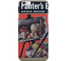 The Painter's Eye iPhone Case/Skin