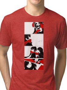 Ayano x Shintarou Story Stripe No.1 Tri-blend T-Shirt