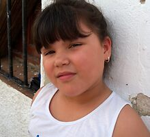 Little miss Latina. by John  Smith