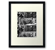 The Life of a Film Director Framed Print