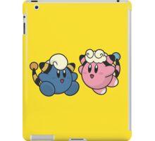 Kirby Mareep & Flaaffy iPad Case/Skin
