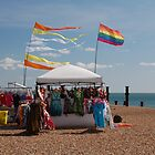 Brighton Beach by Kirsten Baiden-Amissah