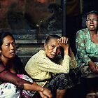 Balinese Women by Antoine Dagobert