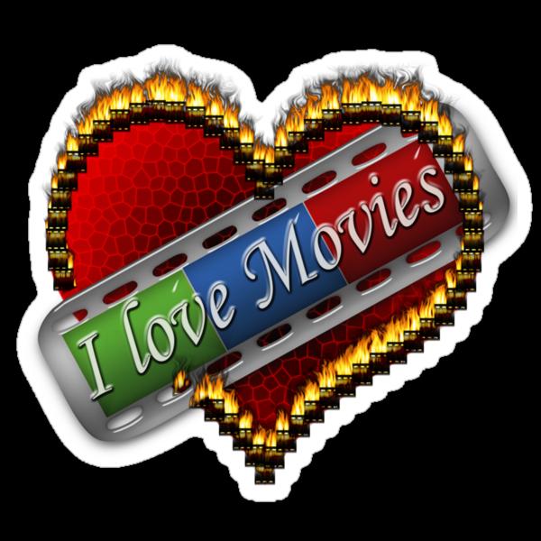 I Love Films by oreundici