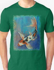 Sanke Butterfly Koi Unisex T-Shirt