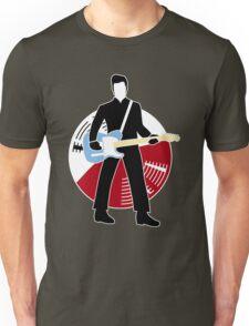 Jack The Axe-pander - Jack White III (Modern White Stripes Edition) Unisex T-Shirt