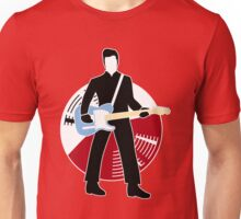 Jack The Axe-pander - Jack White III (Modern White Stripes Edition) Unisex T-Shirt