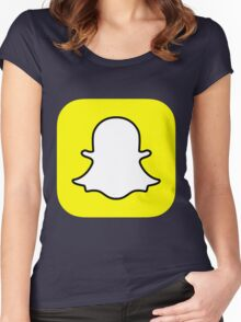 SNAP Women's Fitted Scoop T-Shirt