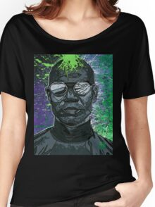 Ode to Green Velvet - House DJ Series Women's Relaxed Fit T-Shirt