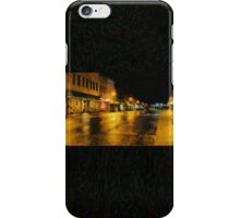 Historic Downtown iPhone Case/Skin