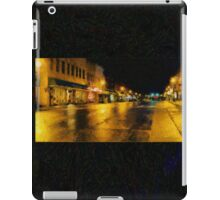 Historic Downtown iPad Case/Skin
