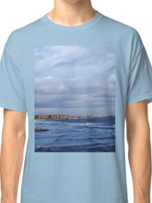 Northumbrian seascape Classic T-Shirt