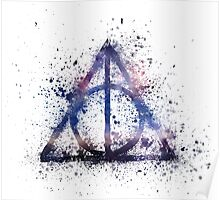 Space Hallows Poster
