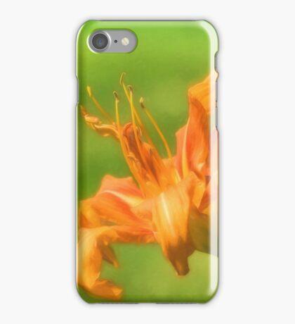 Daylily iPhone Case/Skin