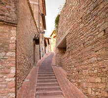 Italian steps by Ian Middleton