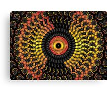 The Eye Of The Storm Canvas Print