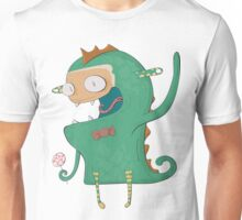 Monsters love candies.  Unisex T-Shirt