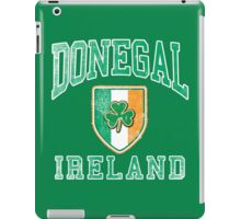 Donegal, Ireland with Shamrock iPad Case/Skin