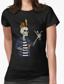 The Hair Master Womens Fitted T-Shirt