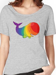 Homosexuwhale - no text Women's Relaxed Fit T-Shirt