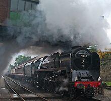 71000 Duke of Gloucester by Steve  Liptrot