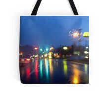 Just Before A Downpour Tote Bag