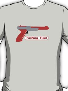 Packing Heat - Zapper T-Shirt