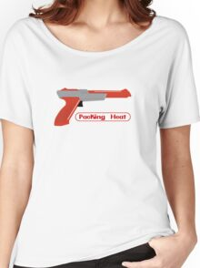 Packing Heat - Zapper Women's Relaxed Fit T-Shirt