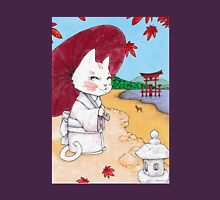 Geisha cat from Miyajima T-Shirt