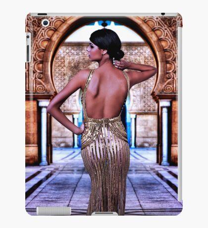 Haute Couture High Fashion iPad Case/Skin
