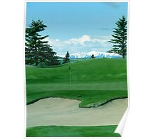Golf Heaven  Poster
