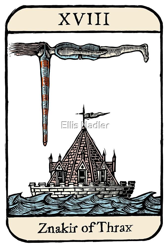 The Znakir of Thrax by Ellis Nadler