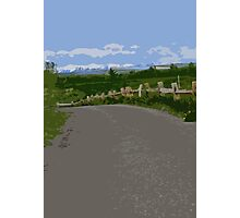 Path To Beauty II Photographic Print
