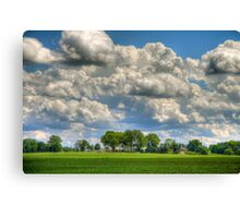 Rural Wisconsin Canvas Print