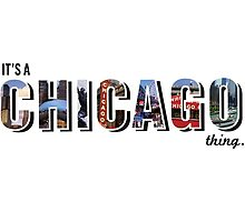 It's a Chicago thing by jngdesign