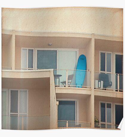 Beach Community Poster