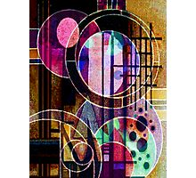 Ode to Kandinsky Photographic Print