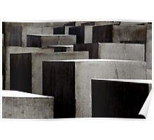 Holocaust Memorial, Berlin, Theme 3 Poster