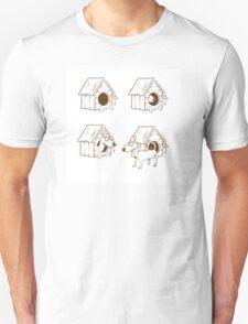 Bob and bone. Unisex T-Shirt