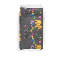 Pachyderms! Duvet Cover