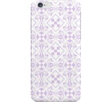 Seamless classic floral pattern iPhone Case/Skin