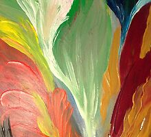 Abstract - Flower by Kasai