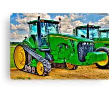 Big Boys Toys-2 Canvas Print