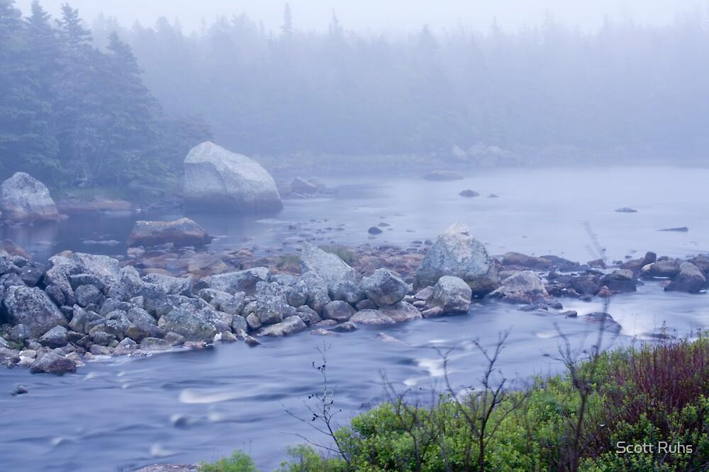Pennant Fog by Scott Ruhs