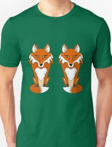 TWO FOXES T-Shirt