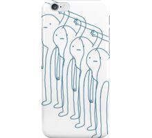 Snow Gollum iPhone Case/Skin