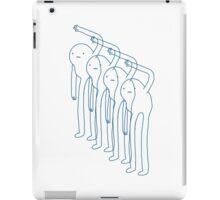 Snow Gollum iPad Case/Skin