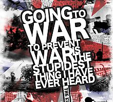 'Going to War...' by Joe  Barbour