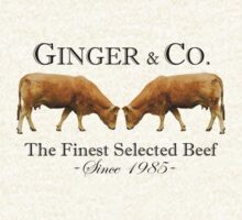Ginger & Co. by Toff Creations