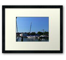 The Skipjack Stanley Norman Framed Print